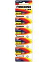 Batterie lithium cellulaire bouton panasonic sr621 3v 5 paquet