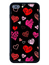 Для С узором Кейс для Задняя крышка Кейс для С сердцем Твердый Акрил для AppleiPhone 7 Plus iPhone 7 iPhone 6s Plus/6 Plus iPhone 6s/6