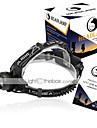 Налобные фонари LED 2000 Люмен 3 Режим Cree XM-L T6 18650 Компактный размерПоходы/туризм/спелеология Повседневное использование
