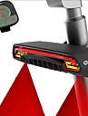 Lampe Arriere de Velo LED Cyclisme Telecommande Transport Facile Elegant Lumens Rouge Cyclisme