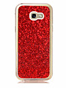 ForSamsung Galaxy A5(2017) Ultra-thin Case Back Cover Case Glitter Shine Soft TPU for A3(2017)