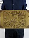 фантазия Наклейки Простые наклейки Декоративные наклейки на стены,Бумага материал Украшение дома Наклейка на стену