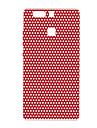 Для Прозрачный С узором Кейс для Задняя крышка Кейс для Плитка Мягкий TPU для HuaweiHuawei P10 Plus Huawei P10 Huawei P9 Huawei P9 Lite