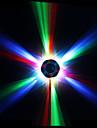 Маленький светодиодный ktv освещение бар огни дискотека фон настенные светильники вечеринка лампа движущаяся головка мини-лазерная