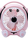 Small Fan Office To Turn Pages Fan  Mute 220 v Music Cute Dog Desktop Fan