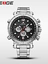 WEIDE Мужской Спортивные часы Армейские часы Нарядные часы Модные часы Наручные часы электронные часы Японский Кварцевый ЦифровойLED