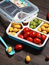 yeeyoo экологически чистых продуктов питания в микроволновой печи контейнер обеда контейнер еды Prep