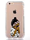 Pour iphone 7 sexy lady tpu doux ultra-mince housse de couverture arriere pour Apple iphone 7 plus 6s 6 plus se 5s 5 5c 4s 4