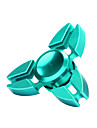 Fidget Spinner Hand Spinner Toys Tri-Spinner Metal EDCOffice Desk Toys for Killing Time Focus Toy Relieves ADD, ADHD, Anxiety, Autism