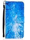 Para iPhone 8 iPhone 8 Plus Case Tampa Carteira Porta-Cartao Com Suporte Flip Magnetica Estampada Corpo Inteiro Capinha Arvore Rigida