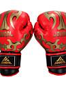 Luvas de Box Luvas para Saco de Box Luvas para Treino de Box para Boxe Muay Thai Dedo TotalManter Quente Respiravel Camurca de Vaca a