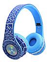 Fone de ouvido estereo foldable bluetooth stn-17 bluetooth estereo 3.0 edr fone de ouvido fone de ouvido de audio de 3,5 mm mp3 handsfree