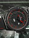 NAVIFORCE Мужской Спортивные часы Армейские часы Модные часы Наручные часы Повседневные часы Японский КварцевыйКалендарь Крупный