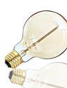 1шт g95 40w z vintage led bulb e27 лампа накаливания декоративная лампочка лампа вертикальная фейерверк эдисон лампа ac110-130v
