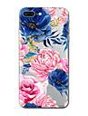 Para o iphone 7 mais 7 capas de capas padrao transparente capa de tampa traseira flor suave tpu para iphone 6s mais 6s 6 mais 6 5s 5 se