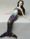 의상 상의 스커트 에 대한 바비 인형 탑 스커트 에 대한 여자의 인형 장난감