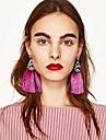 Women\'s Drop Earrings Rhinestone Fashion Bohemian Euramerican Costume Jewelry Alloy Teardrop Jewelry For Party