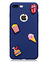 For Apple iPhone 7 7 Plus Case Cover Ice Cream Pattern Fruit Color TPU Material DIY Phone Case 6S 6 Plus SE 5S 5
