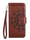 케이스 삼성 갤럭시 a3 (2017) a5 (2017) 커버 카드 지갑 지갑 플립 패턴 전화 만다라 꽃 pu 가죽 삼성 a7 (2017) a510 a310