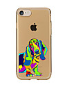 Case For IPhone 7 6 Dog TPU Soft Ultra-thin Back Cover Case Cover iPhone 7 PLUS 6 6s Plus SE 5s 5 5C 4S 4