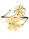 Women\'s Cuff Bracelet Jewelry Basic Fashion Punk Personalized Hip-Hop Luxury Costume Jewelry Alloy Circle Geometric Jewelry For Party New