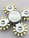 Toupies Fidget Spinner a main Toupies Jouets Jouets Ring Spinner Metal EDC Nouveautes & Farces