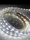 유럽 연합 (EU) 전원 플러그 1m higt 밝은 LED 라이트 스트립 유연한 5050 SMD 세 크리스탈 방수 라이트 바 정원 조명