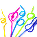 Modelling Straw(5-Piece)(Random Color)