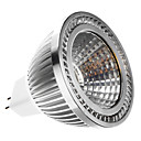 6W GU5.3(MR16) LED Spotlight MR16 1 COB 400 lm Warm White DC 12 / AC 12 V