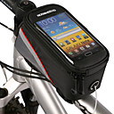 ROSWHEEL® Bike BagBike Frame Bag / Cell Phone Bag Touch Screen / Phone/Iphone Bicycle Bag PVC Cycle BagIphone 4/4S / Iphone 5 C / Iphone
