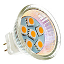 1W 6 SMD 5050 50-70 LM Warm White LED Spotlight AC 12 V