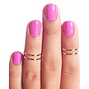 Ring Daily Jewelry Copper Women Midi Rings5 Gold / Silver