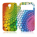 Colors Circle Plastic Full Body Case for Samsung Galaxy S4 I9500
