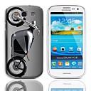 Прохладный мотоциклов Дизайн Жесткий с 3-Pack Защитные пленки для Samsung Galaxy S3 I9300