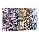 Леопард шаблон PU кожаный чехол для Samsung I9600 S5