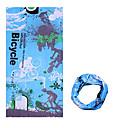 KORAMAN лето синий велосипед Тонкий Anti-UV ВС доказательство Велоспорт Волшебный шарф повязка