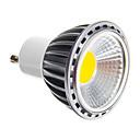 5W GU10 LED Spotlight COB 50-400 lm Warm White Dimmable AC 220-240 V