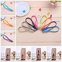 Two Way USB to Micro USB Sync Data/Charging Magnet Cable for Samsung /HTC/Moto/Nokia/Sony/LG(22cm)