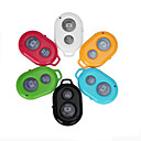 Bluetooth Remote Control Self Timer Camera Shutter for iOS Android Phone (Assorted Colors)
