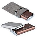 Скад M100 10000mAh внешняя батарея для iphone6 / 6plus / 5S Samsung S4 / 5 HTC Blackberry и других мобильных устройств