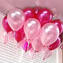 12 дюймов толщиной Pearl Латекс Свадебные украшения на воздушном шаре (100шт)