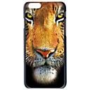 Doopootoo ™ Мода Тигр лица окрашены Pattern пластиковые Назад Hard Cover чехол для iPhone 6 Plus 5.5