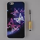 ТПУ красивая мода Атмосфера Дизайн Защита Shell и емкость ручка для iPhone 6 Plus (разных цветов)