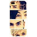 Посмотрите в глаза Pattern Телефон обложка чехол для iPhone5C