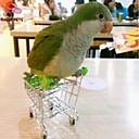 Удовольствие от PETSCreative мини-супермаркет корзину Bird игрушка для птиц (случайный цвет)