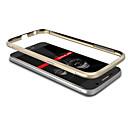 erikoismalli korkealaatuinen metallinen suojakuori Galaxy S6 (eri värejä)