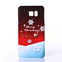 Рождество Перевозки шаблон Футляр для ПК Несколько Samsung Galaxy Примечание 3 Примечание 4 / / Note5