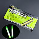 30Pcs Рыбалка Ночной флуоресцентный свет Float ручки зарева Lightstick 7.5x75mm рыболовства высокого качества Инструменты