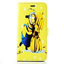 Папа серии маленький желтый человек шаблон Магнит телефон кобура для iPhone пряжкой 6Plus / 6S Plus
