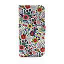 Дизайн Цветной рисунок или узор PU кожаный чехол для всего тела iPhone 6